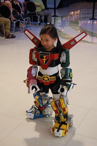 cosplay niña serie voltron