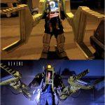 Cosplay – Robot de carga de aliens 2