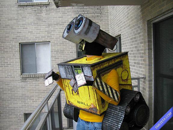Cosplay Wall-E