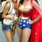 Cosplay Mujer Maravilla