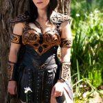 Cosplay Xena, la princesa guerrera