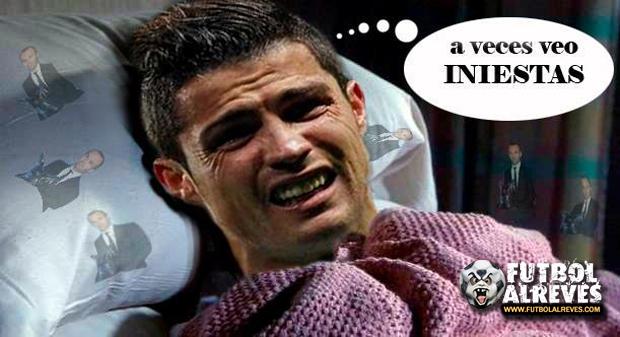 La pesadilla de Cristiano Ronaldo