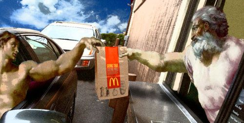 Cuadros - MacDonalds