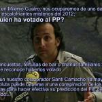Hoy en Cuarto Milenio: ¿Quién ha votado al PP?