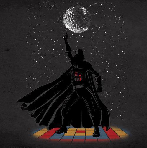 Disco's Vader