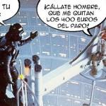 Versión de Star Wars a la española