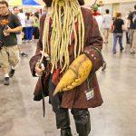 Cosplay Davy Jones (Piratas del Caribe)