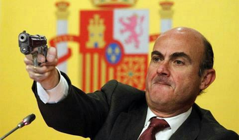 De Guindos - Atracando a España