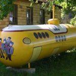 Vivimos en un depósito de agua amarillo