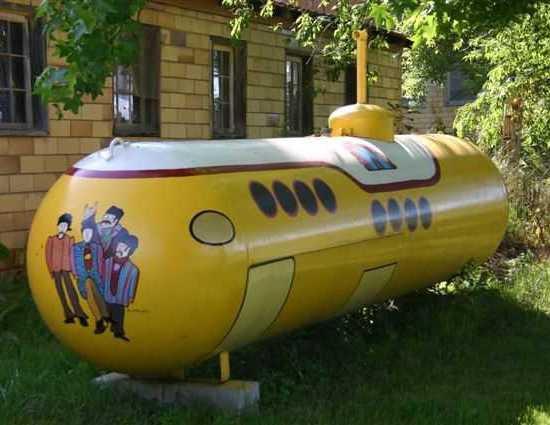 deposito submarino amarillo beatles
