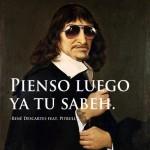 Pienso luego ya tu sabeh (Descartes feat. Pitbull)