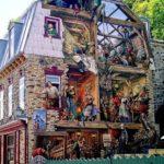 Fachada Pintada – Viviendas en la Edad Media