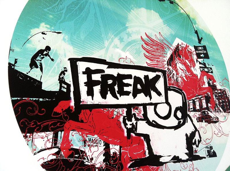 Dibujo Freak