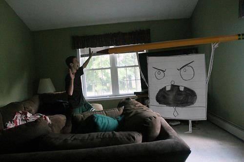El dibujo se rebela