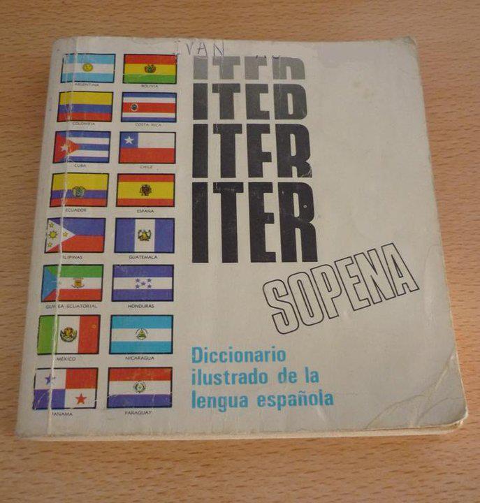 Diccionario ITER Sopena
