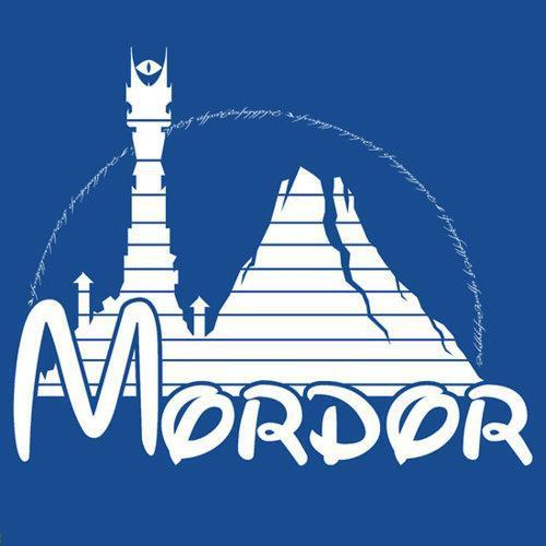 Mordor (Disney style)