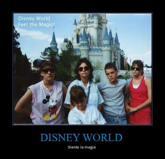 Disney World - Siente la magia