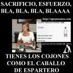 Dolores de Cospedal pide a los españoles sacrificio y austeridad