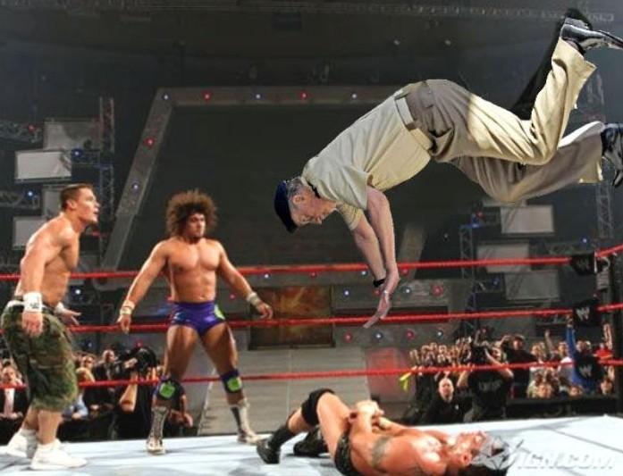 Juan Carlos - Lucha libre