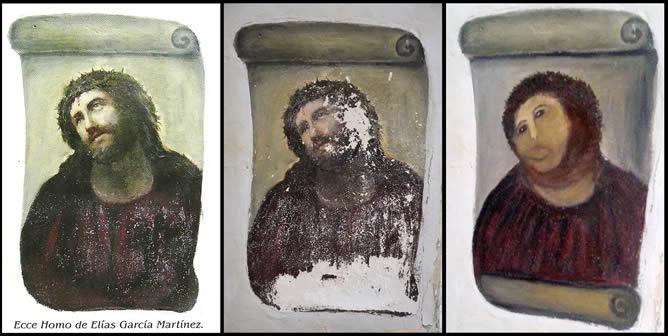 Evolución del Ecce Homo