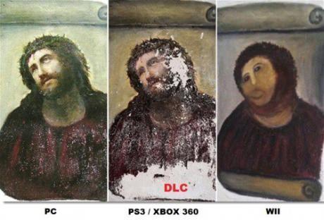 Ecce Homo - Versiones de PC, PS3 / Xbox 360 y Wii
