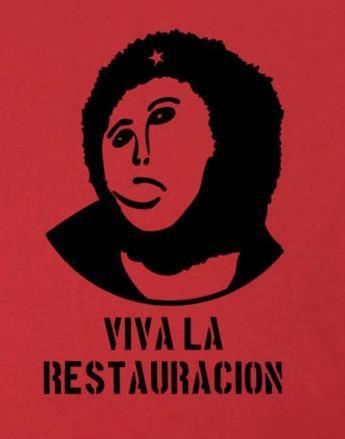 Viva la restauración