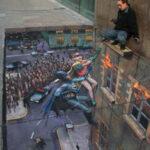 Edgar Mueller – Dibujo Batman y Robin