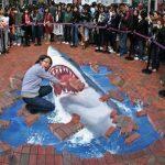 Edgar Mueller – Tiburón 3D