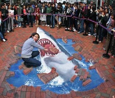 Edgar Mueller - Tiburón 3D