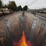 Lava bajo la acera (Edgar Muller)