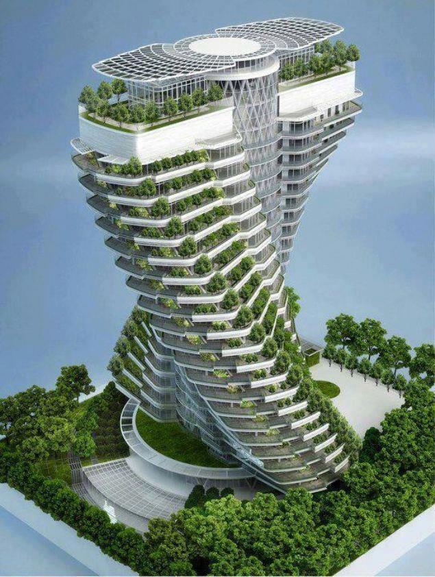 Arquitectura de vanguardia