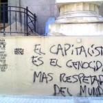 El capitalismo es el genocida más respetado del mundo