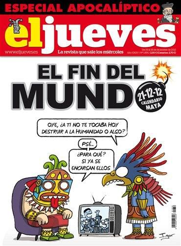 El fin del mundo maya