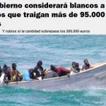 El gobierno regala la nacionalidad a quien traiga dinero a España