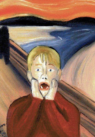 El grito feat. Macaulay Culkin