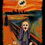 El grito (Batman version)