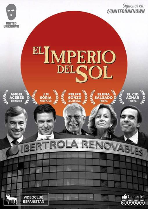 el imperio del sol - ibertrola renovables