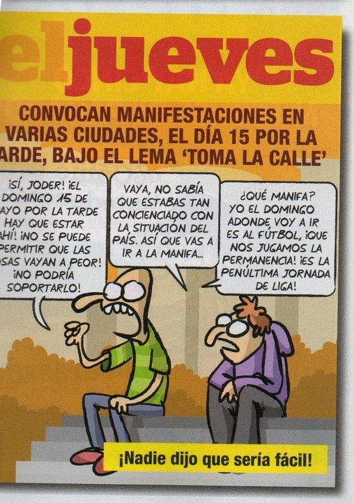 España concienciada