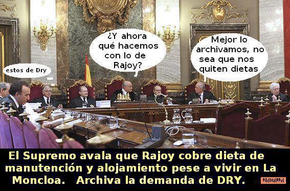¿Y ahora qué hacemos con lo de Rajoy?