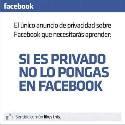 Lo único que tienes que saber sobre la privacidad en Facebook