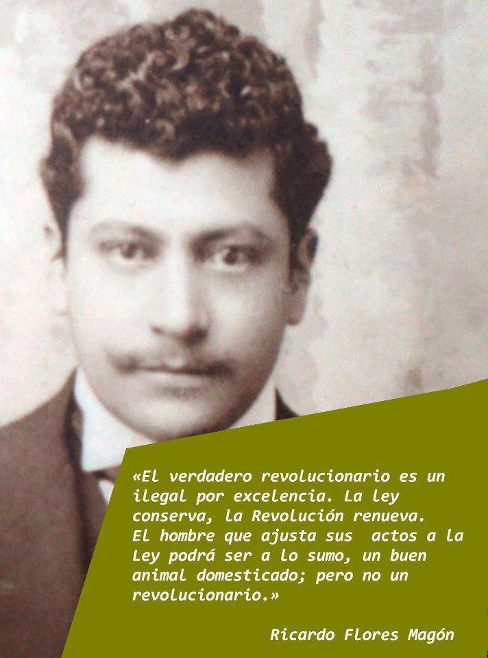 El verdadero revolucionario (Ricardo Flores Magon)