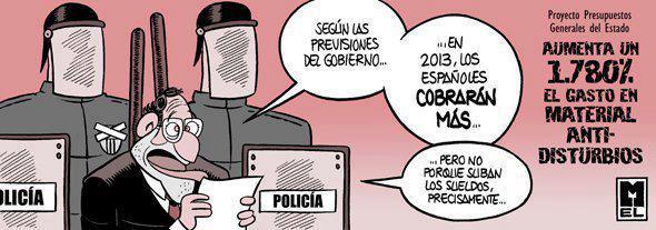 Por fin una buena noticia, en 2013 los españoles cobraremos más