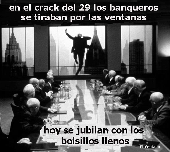Crack del 29 vs Crisis actual