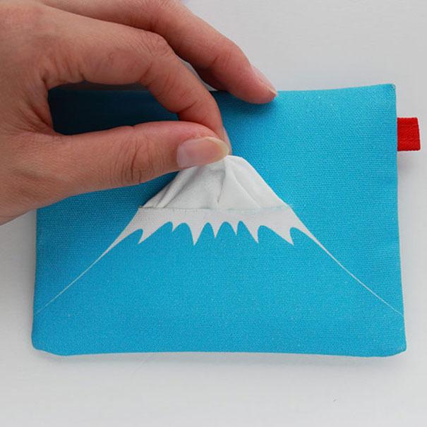 Caja de pañuelos original
