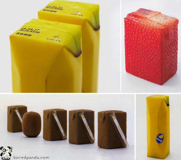 Bricks de frutas