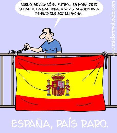 España y la selección