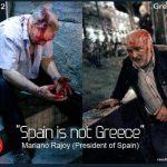 España no es Grecia (Mariano Rajoy)