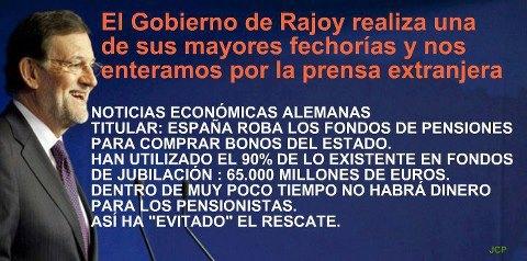 Así Rajoy ha evitado el rescate