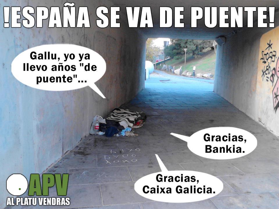 España se va de puente