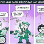 España, un país que sabe identificar las causas justas